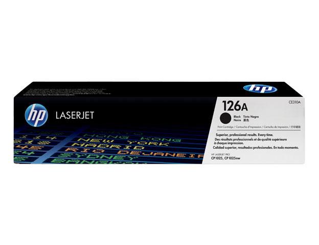 тонер касета hp 126a black HP CE310A