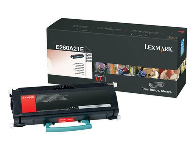 Тонер Касета за LEXMARK E260