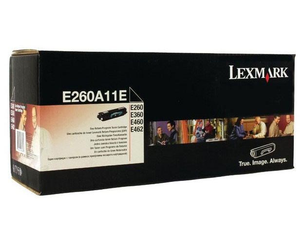 тонер касета за Lexmark E260, E360, E460