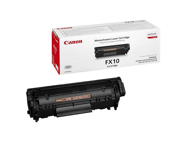 тонер касета CANON FX-10