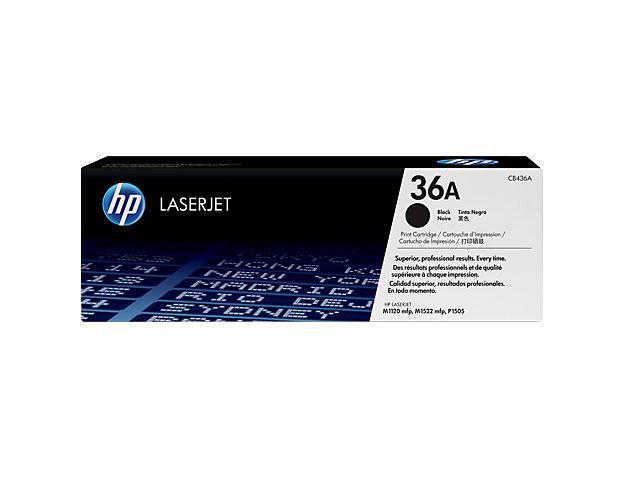 тонер касета HP CB436A за LaserJet HP P1500