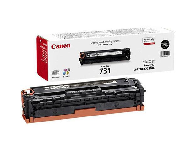 тонер касета CANON CRG 731 Black