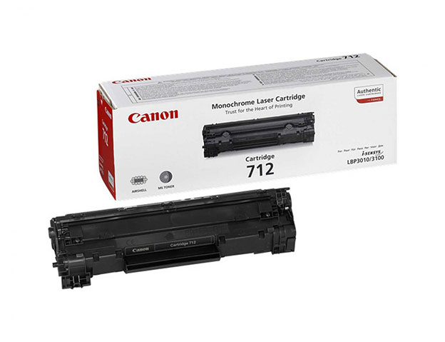 тонер касета CANON CRG 712