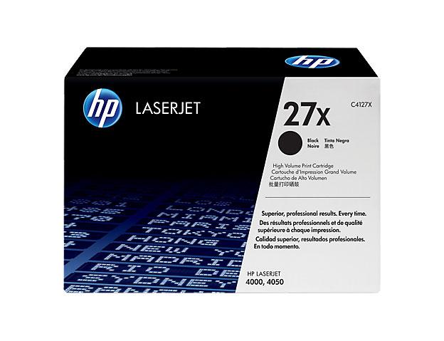 тонер касета HP C4127X за HP 4000/4000N/4050