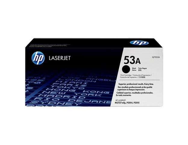 тонер касета Q7553A за HP 2015