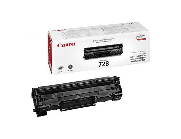 тонер касета CANON CRG 728