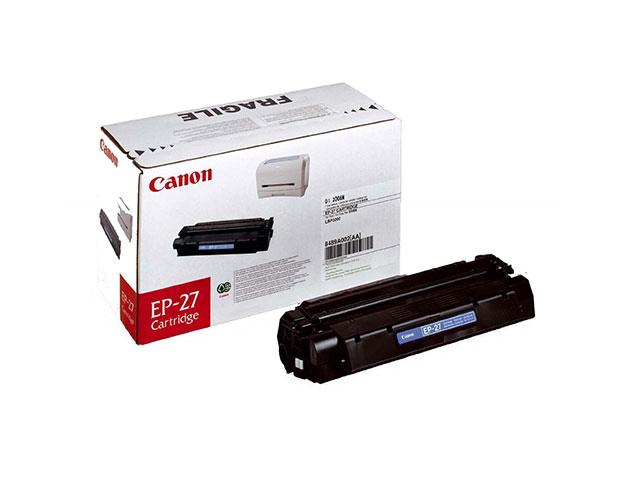тонер касета CANON EP-27 за MF3100