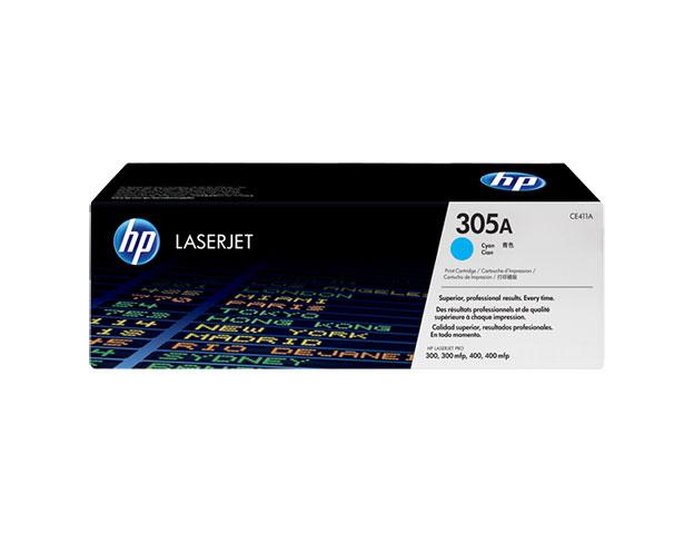 тонер касета HP CE411A за HP Pro 300